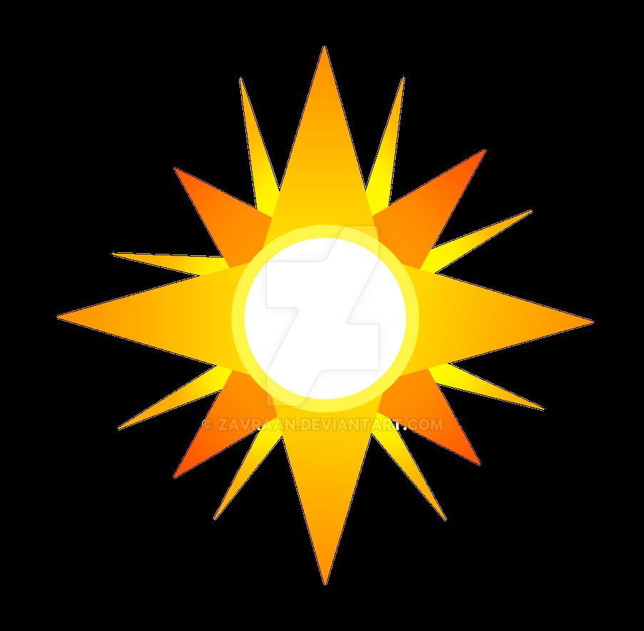 Sun symbol by zavraan on deviantart sun symbol by zavraan buycottarizona Images