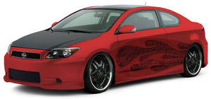 scion tc 2 by baggedtoy93