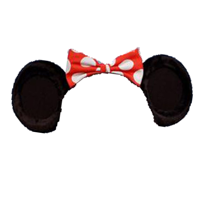 PNG orejas minnie mouse._. by maribiebs