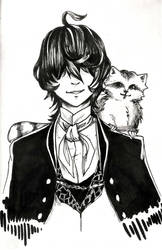 Bungou Stray Dogs #10 Po by Enjal