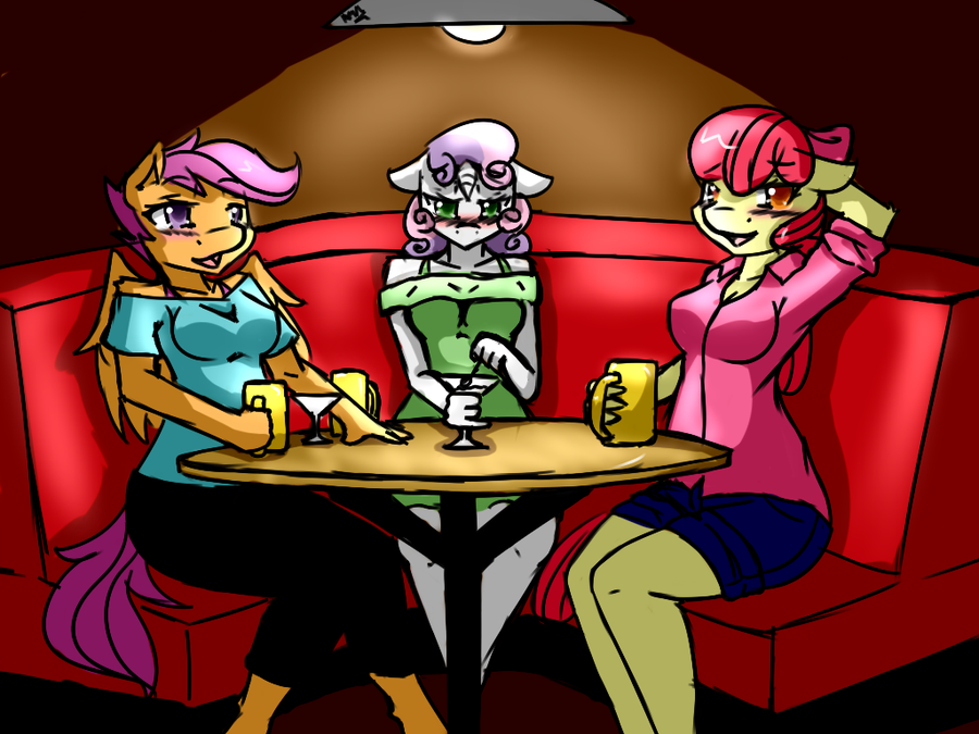Bar Chat by avante92