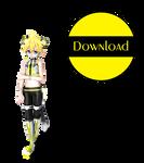 Cyber Cat Len Chibi - DL