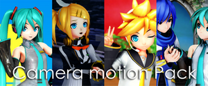 Project Diva Camera Motion Pack