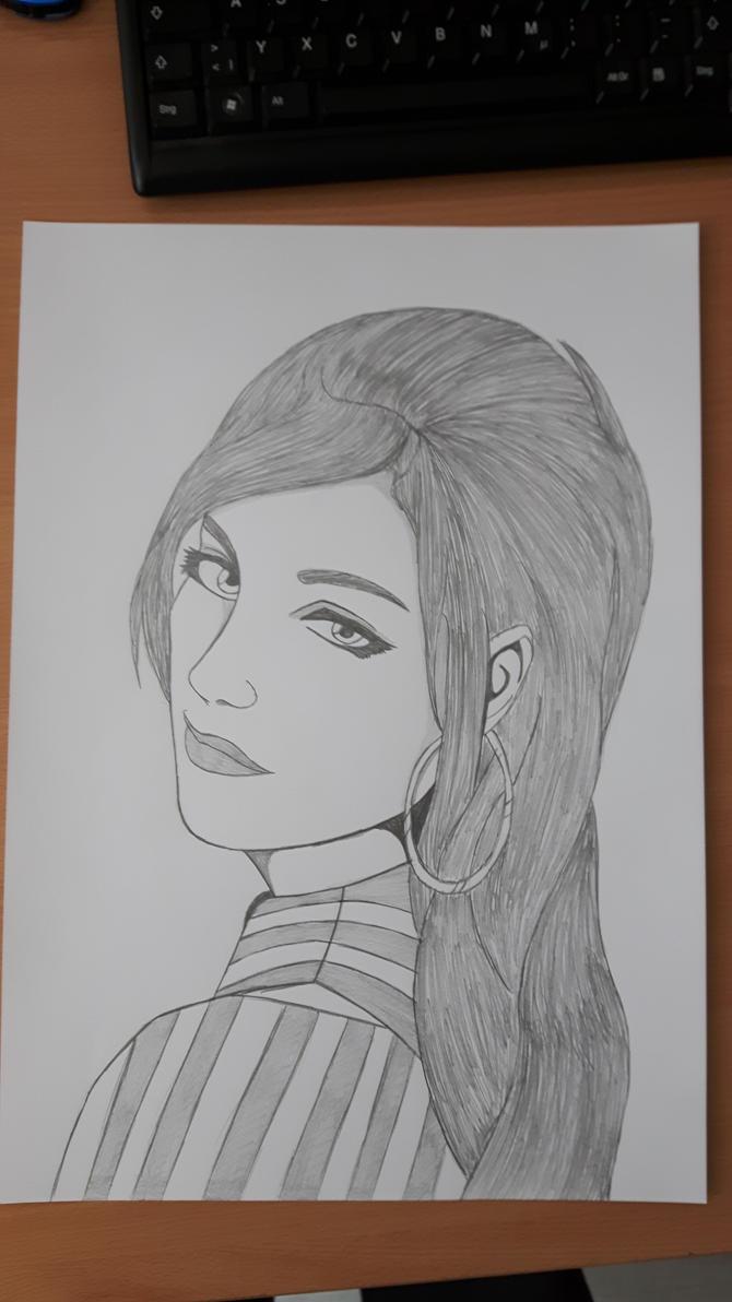 Girl 2 by Ageto