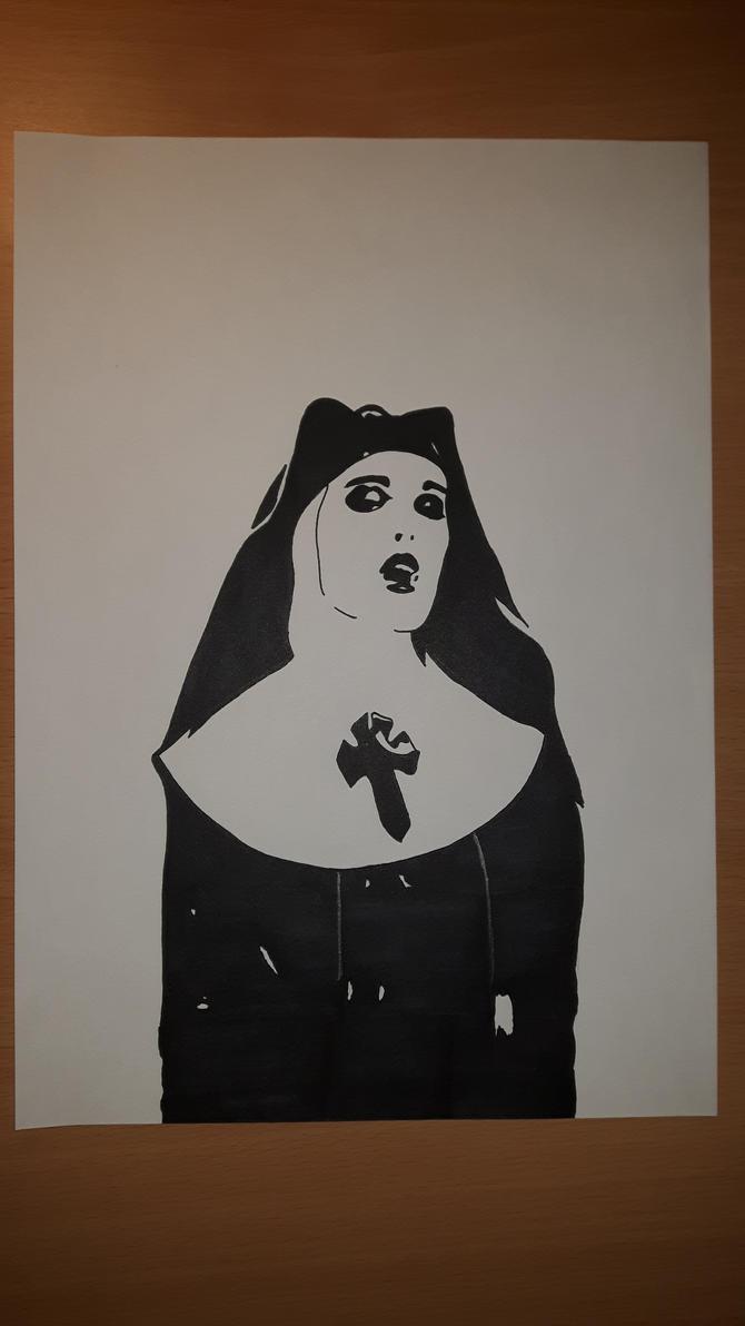 Nonne by Ageto