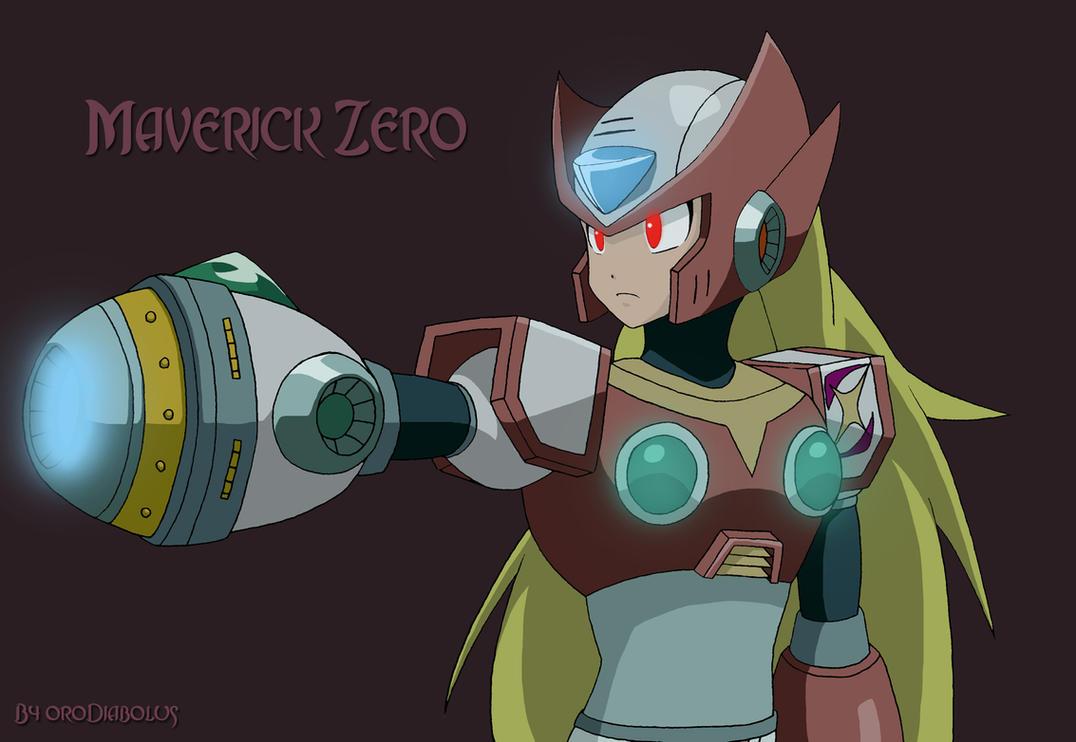 Rockman Holic - Maverick Zero by oroDiabolus
