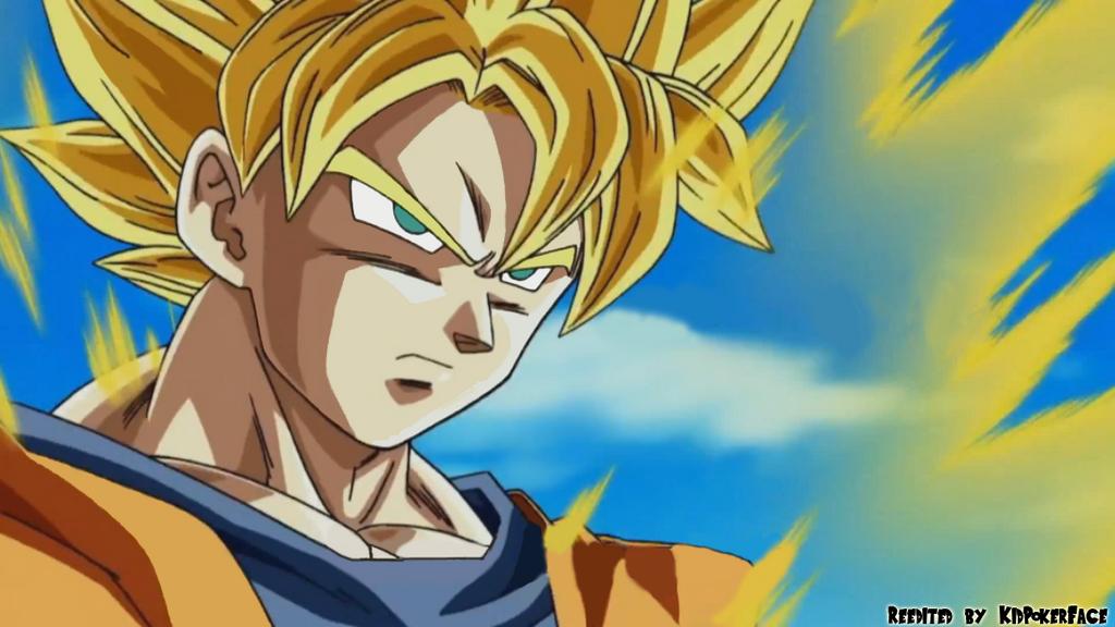 videos de goku super saiyan: