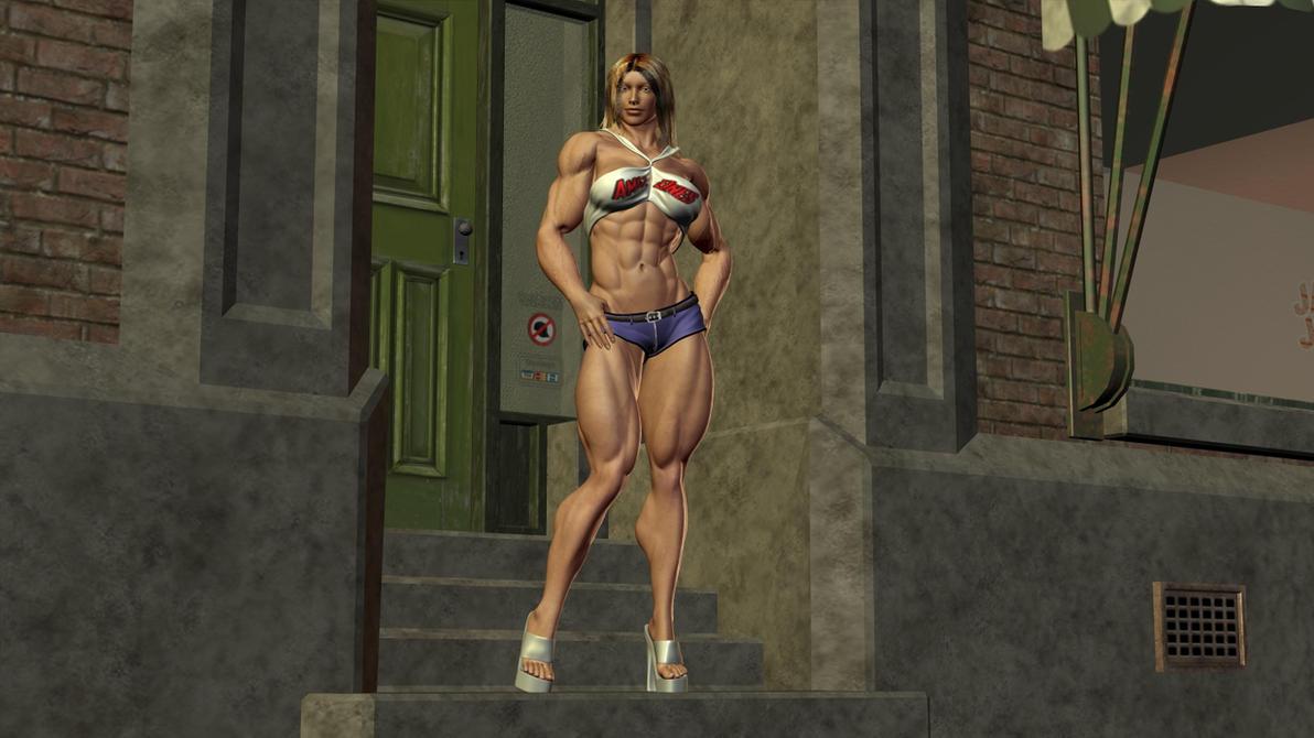 Amazons girl by plinius