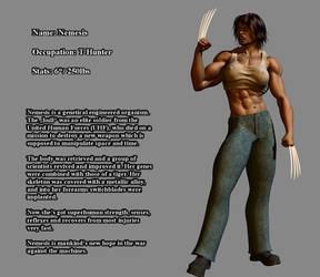 Nemesis - Terminator Hunter by plinius
