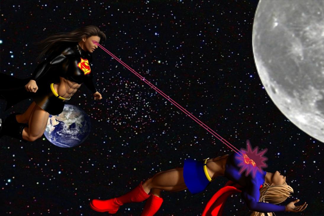 dark supergirl wallpaper - photo #33