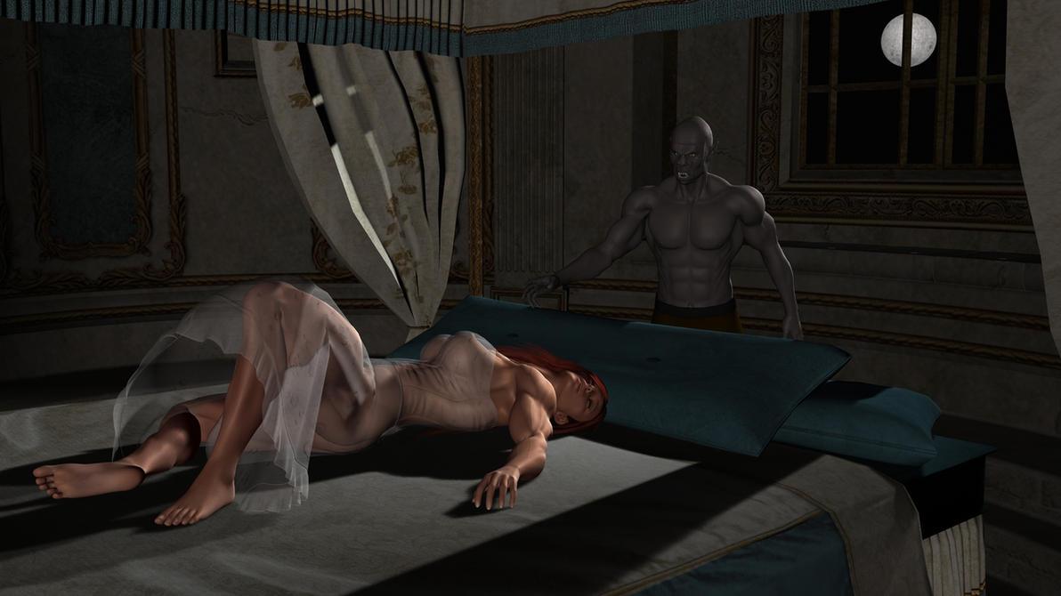 Red Sonja - Nosferatu by plinius