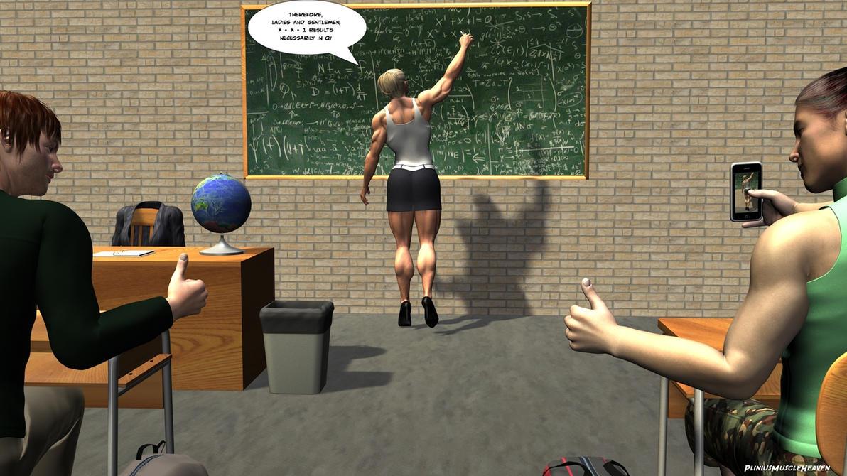 (Not so) Bad Teacher by plinius