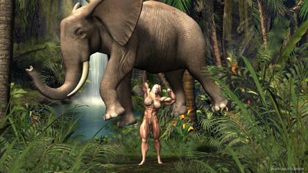 Tarzana Elephant Lift