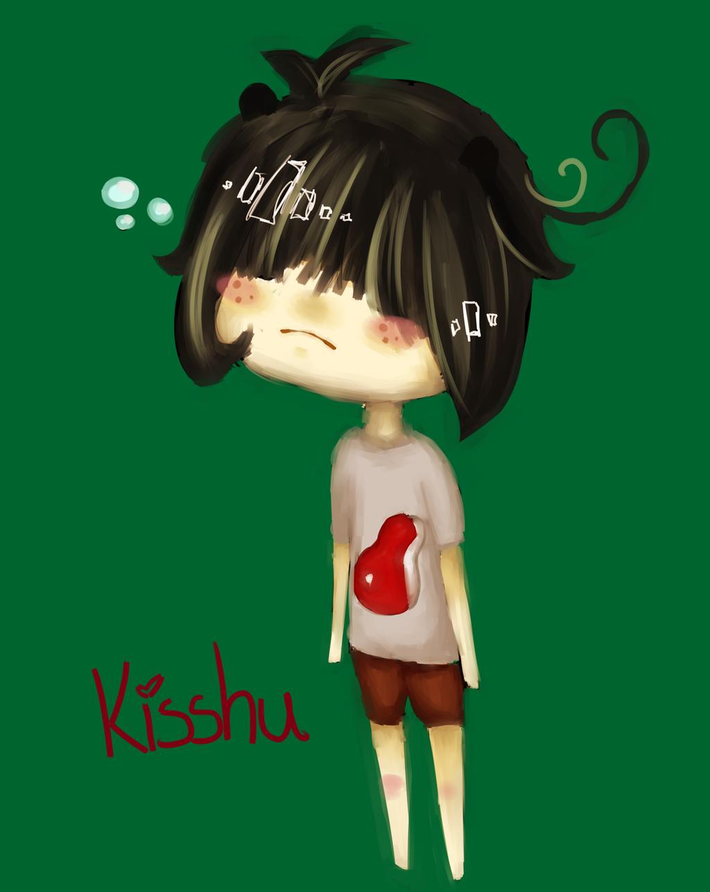 RQ: Kisshu by matrioshkka