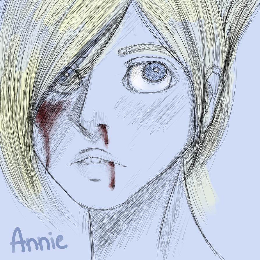 Annie Leonhardt by matrioshkka