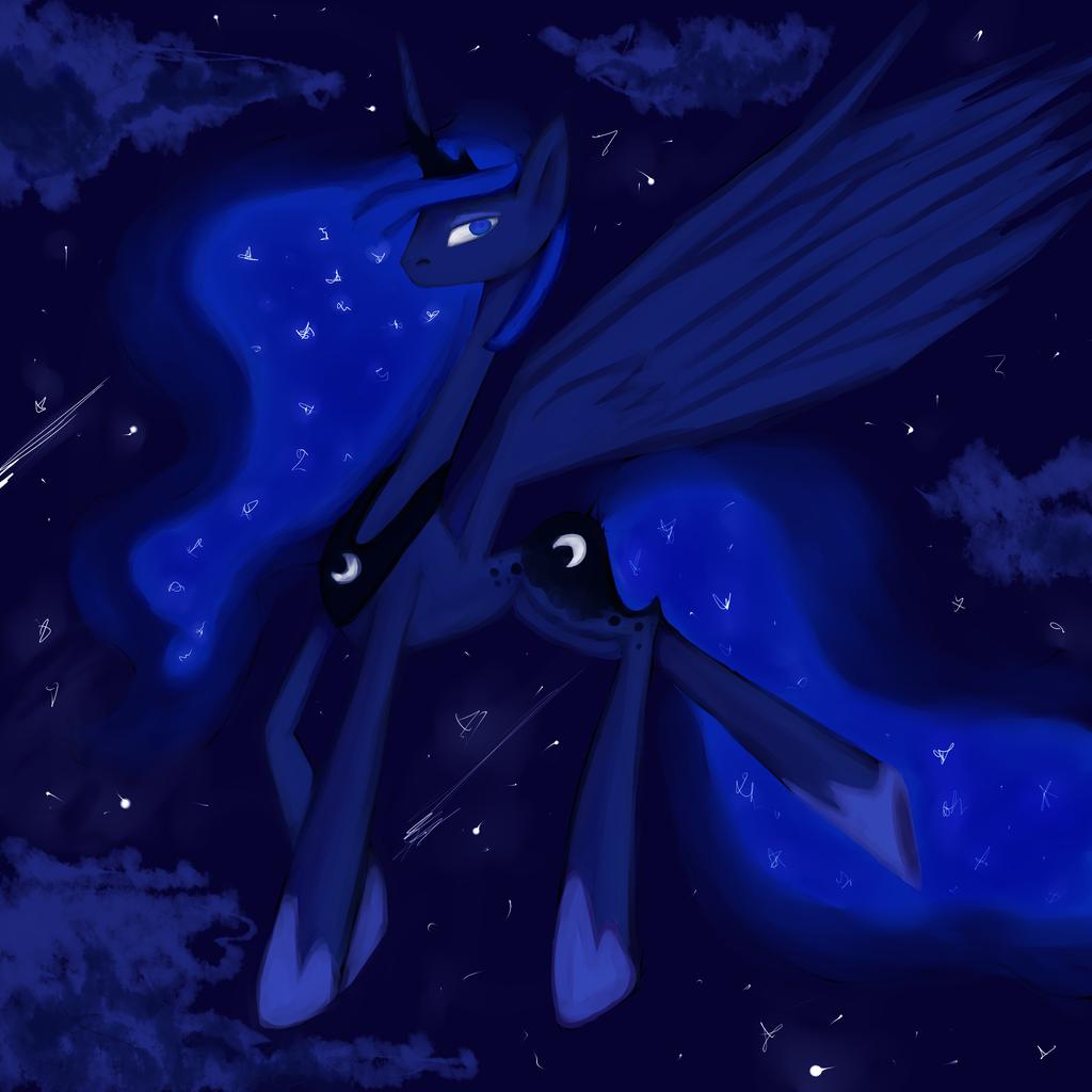 Luna by matrioshkka