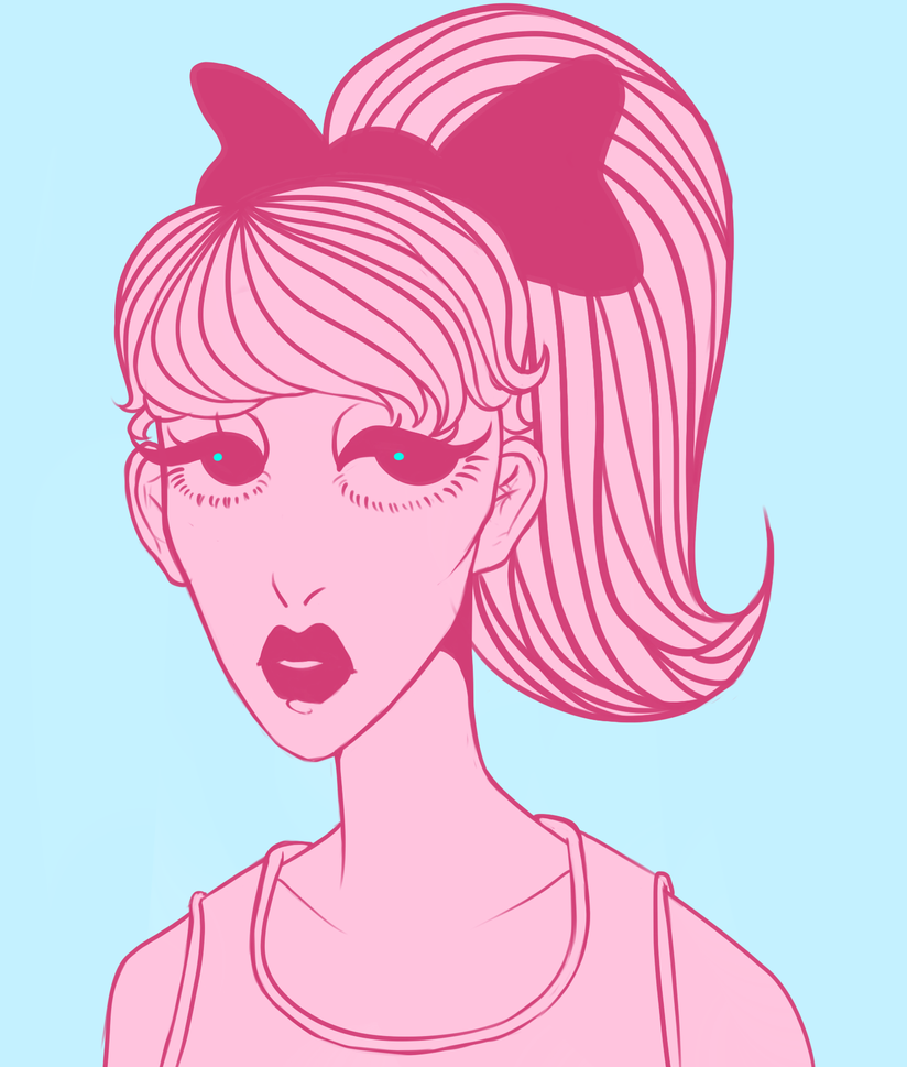 Cheerleader by matrioshkka
