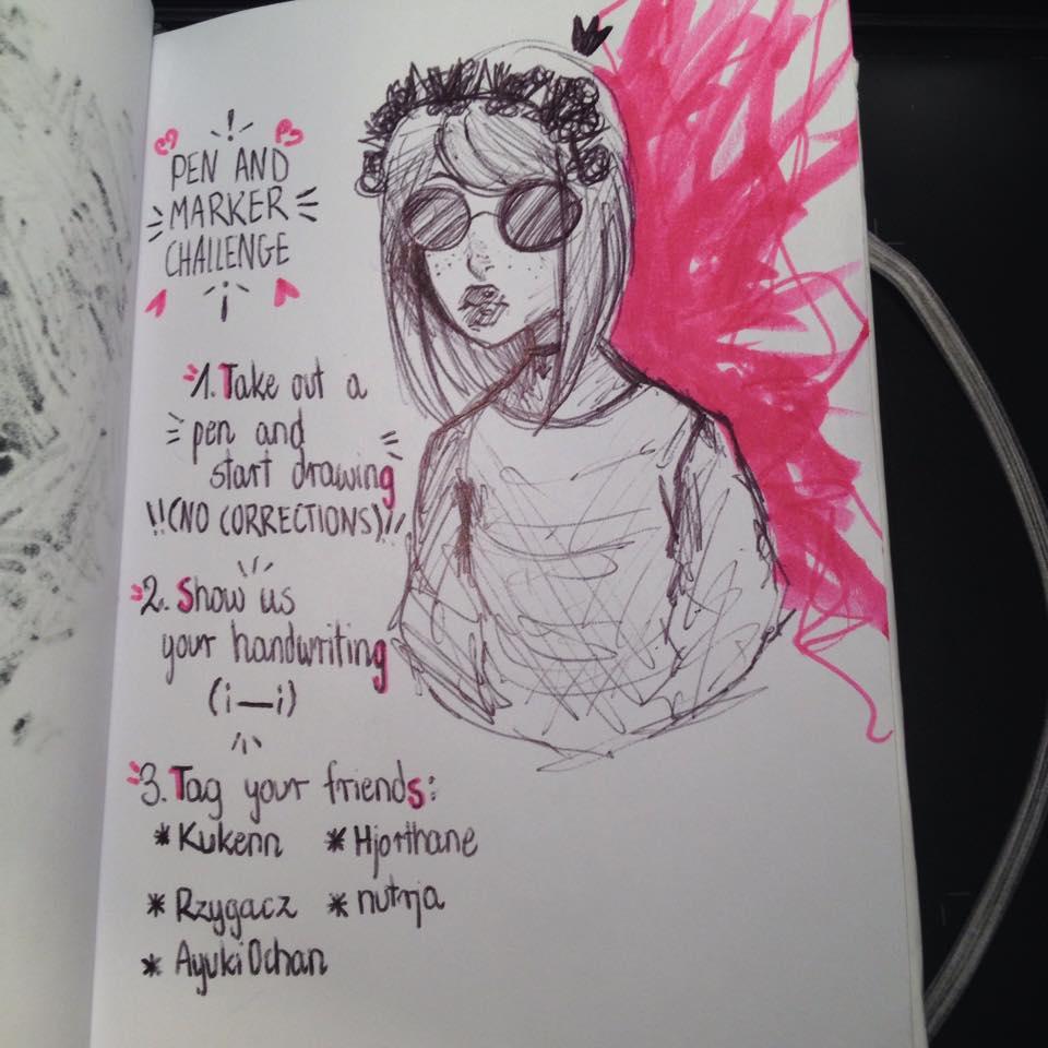 .:Pen and Marker :. by matrioshkka