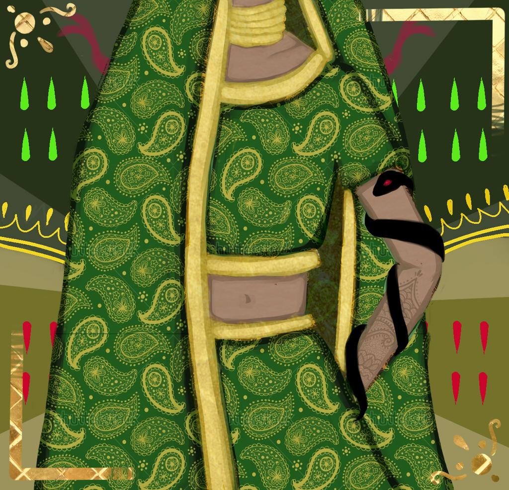 The Snake by matrioshkka
