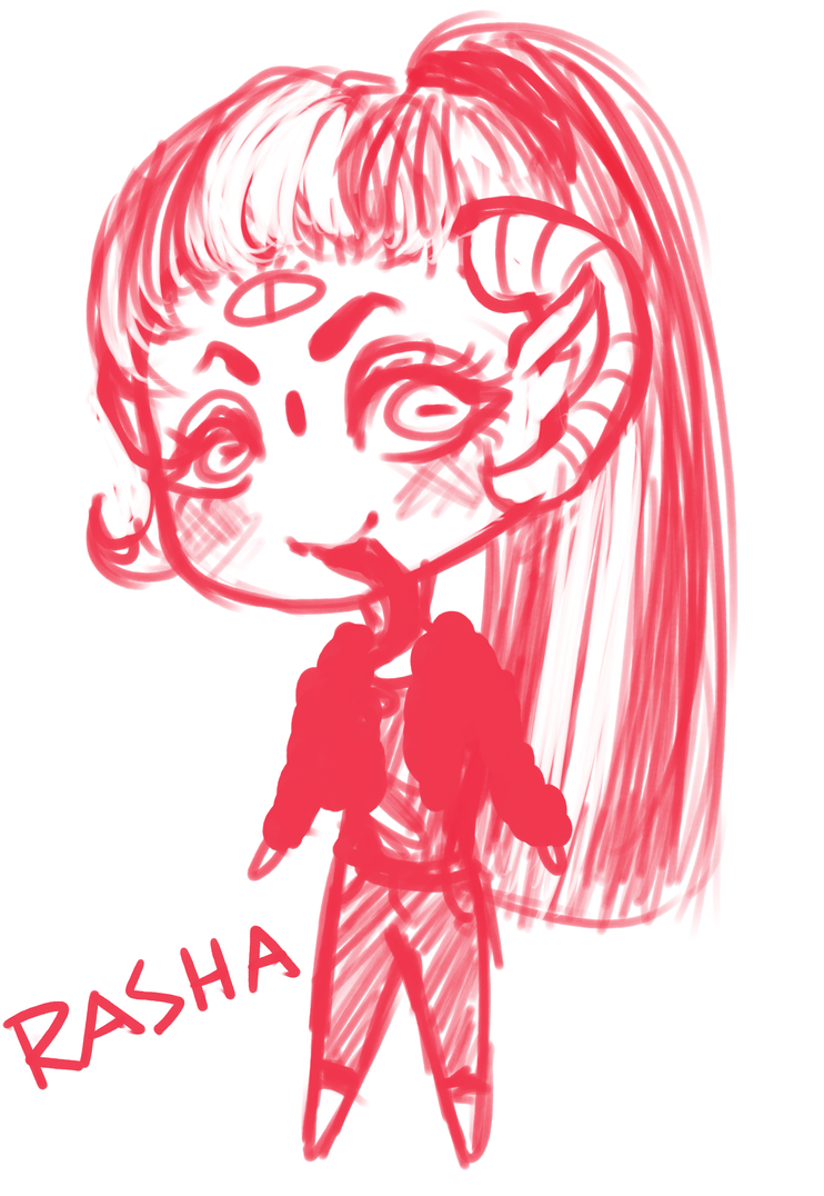 Rasha by matrioshkka