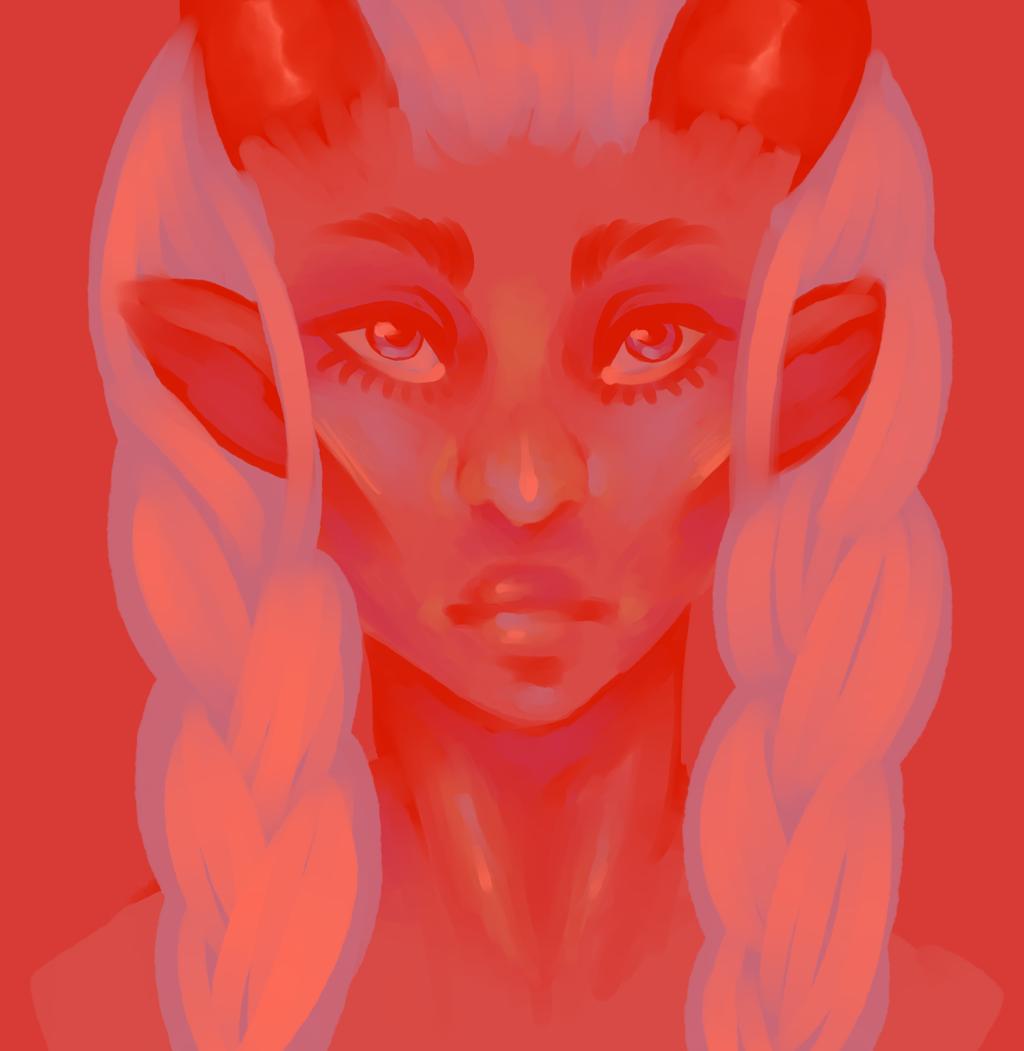 Baby Face by matrioshkka