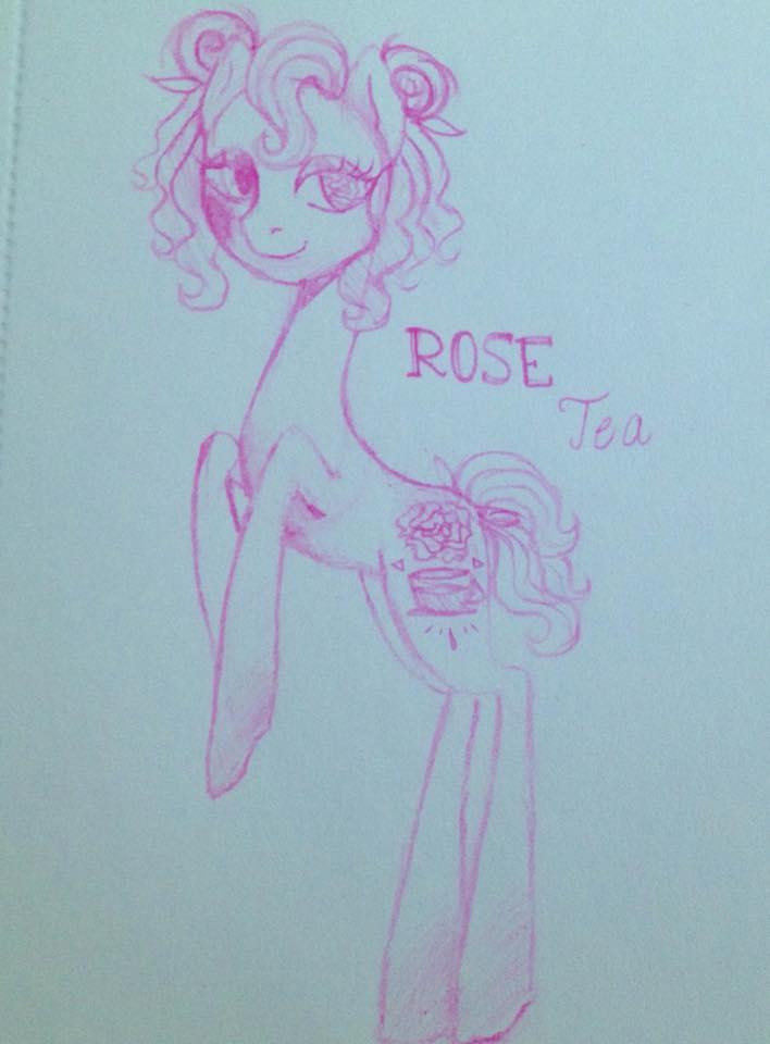 Rose Tea by matrioshkka