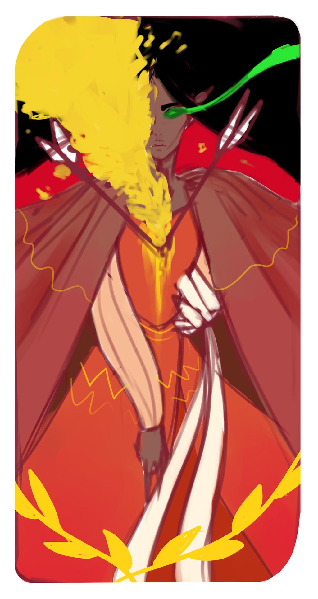 inquisitor (again?) by matrioshkka