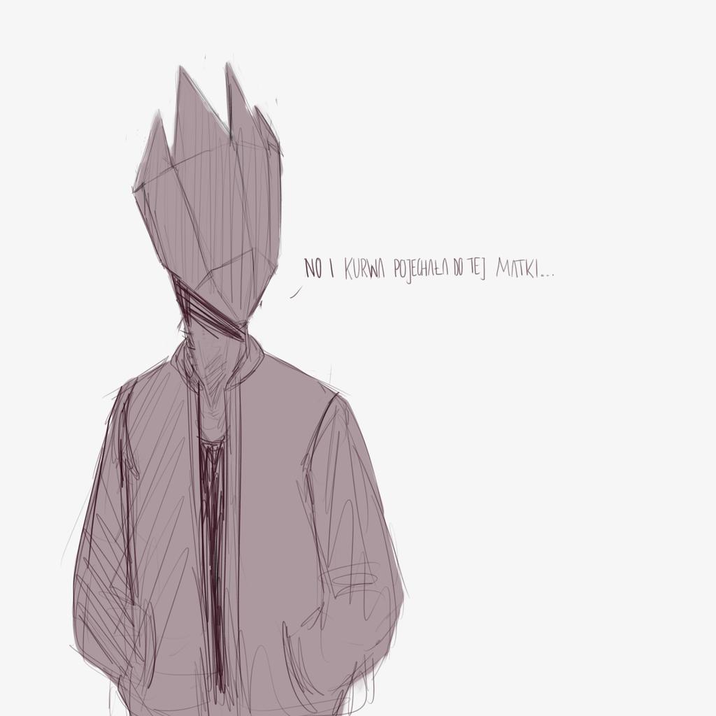 sad boy by matrioshkka