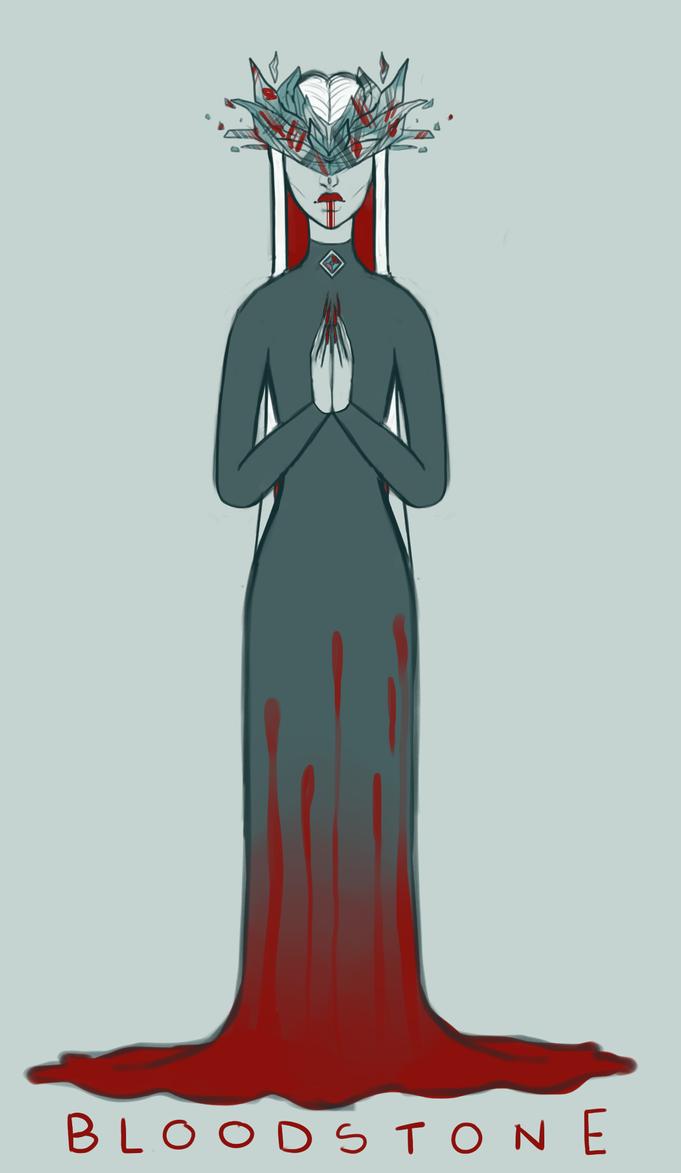 Bloodstone by matrioshkka