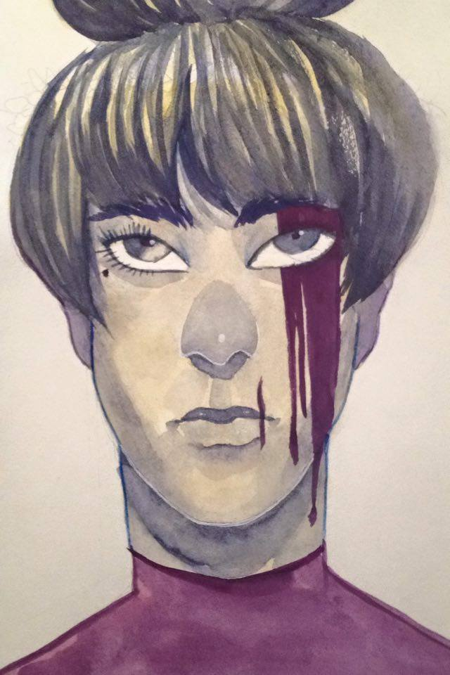 blood blood blood by matrioshkka