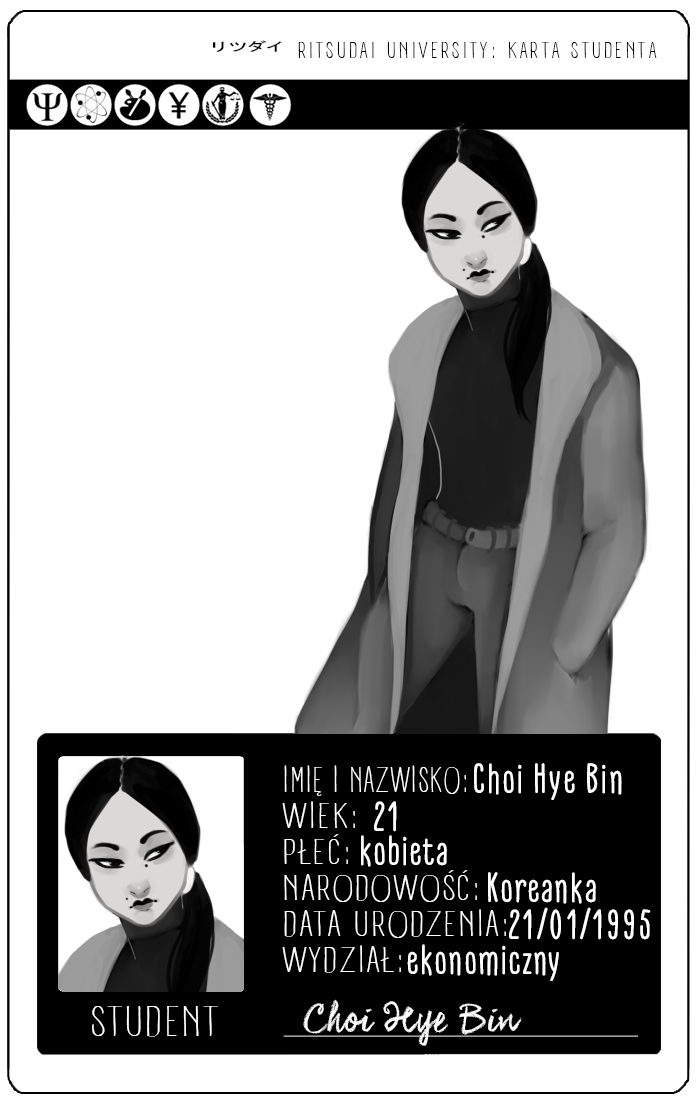 | RITSUDAI | : Choi Hye Bin by matrioshkka