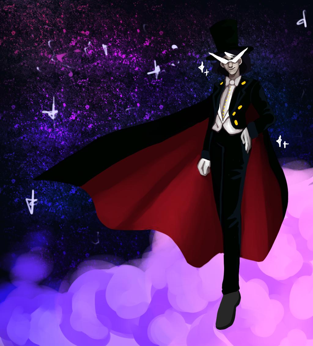RA: Tuxedo Mask (Sroka) by matrioshkka