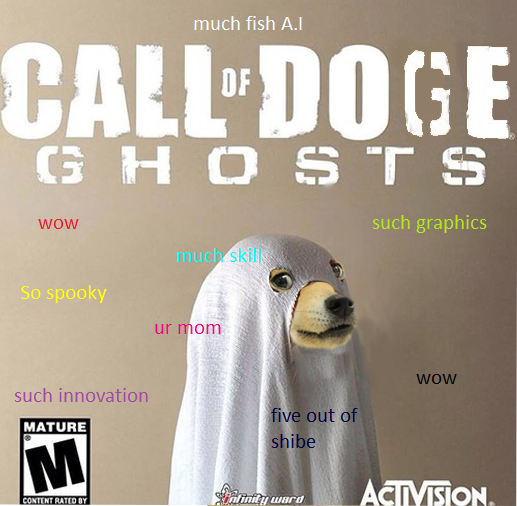 Call of Doge Ghosts by
