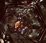 Star Trek Damsels in Distress