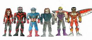 Team Cap (MCU)