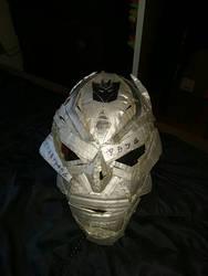 Galvatron Mask by zetamagnus103