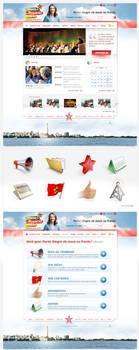 Maria Rosario Mayor Website