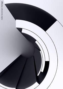 Muller-Brockmann Homage Poster