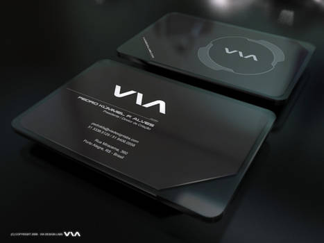 VIA Business Card