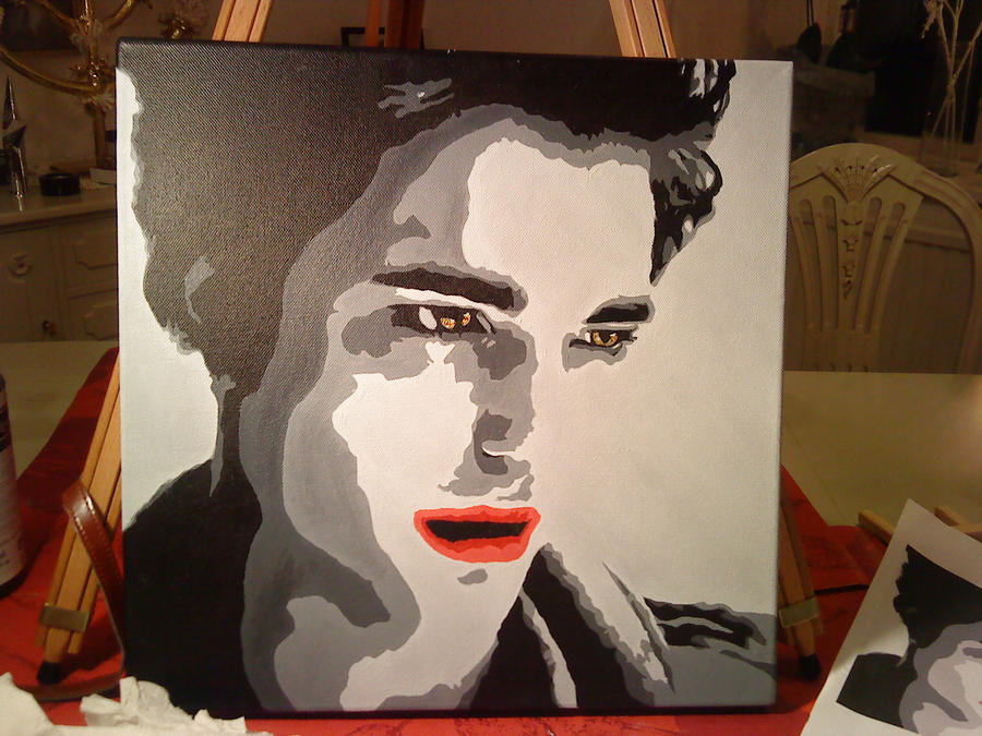 Edward Cullen by Jossefin
