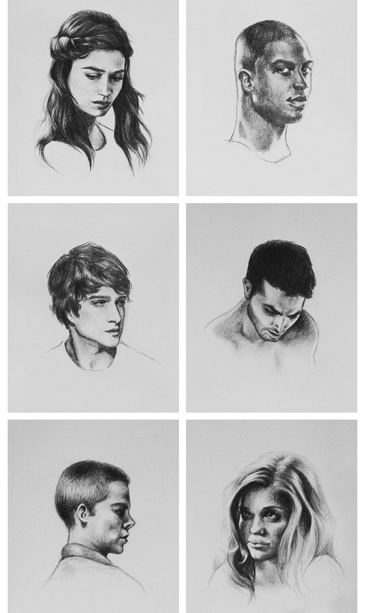 teen wolves by goldminegoldmine