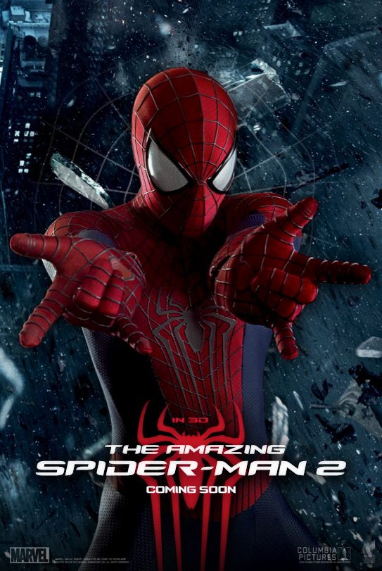 POSTER: The Amazing Spider-man 2 / Fan Made #9 by LunestaVideos