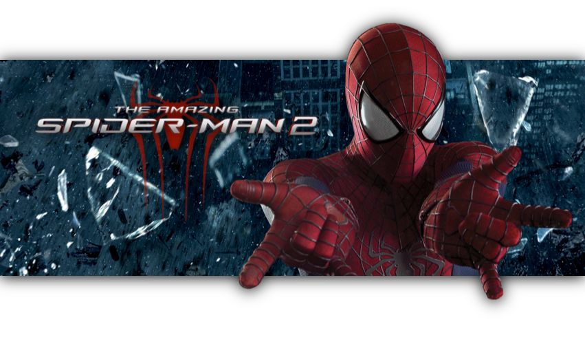 POSTER: The Amazing Spider-man 2 / Fan Made #10 by WibblySpidey