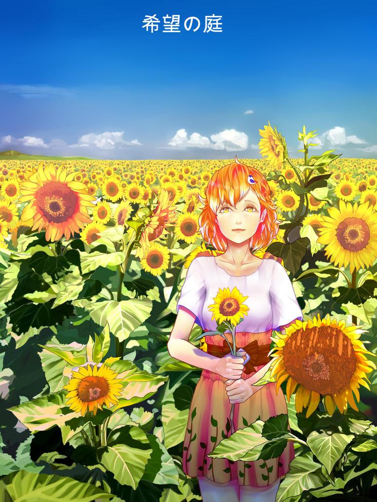Garden of Hope by pomekun