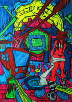 Saint  Pi by Shlyapnick