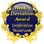 Inspiration-Showroom Weekly Deviation Award by InspiredAdmins