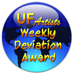 UF-artists Weekly Deviation Award by InspiredAdmins