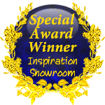 Inspiration-Showroom Special Award Winner by InspiredAdmins