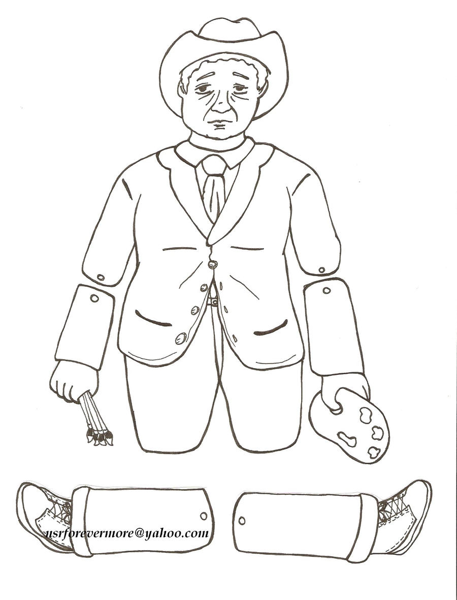 diego rivera coloring pages - photo#22