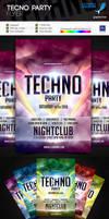 Techno Flyer